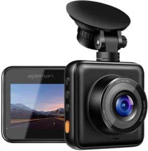 APEMAN 1080P Full HD Mini Car Dash Cam Review - One of the Best Car Dash Cams in India!